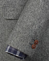 Silver Grey Donegal Tweed Suit G15216DNJ_210_S