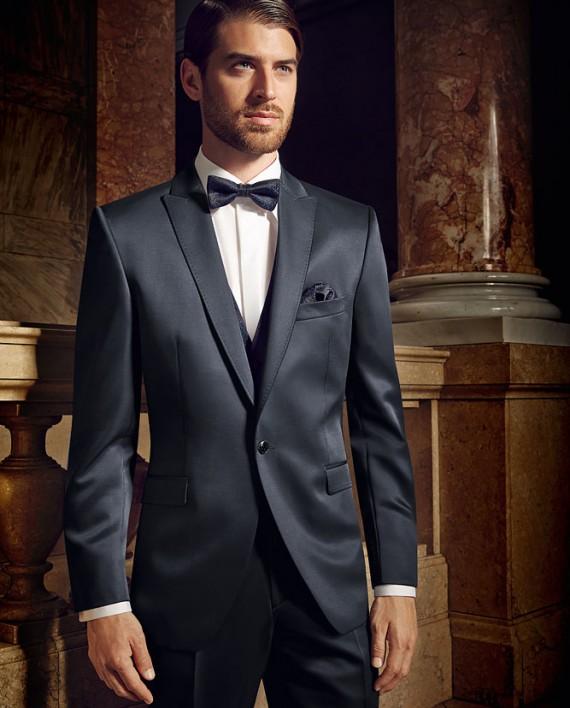 Prestige 2016 Blue Slim line 3 piece suit