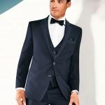 Micro Weave 3 piece suit