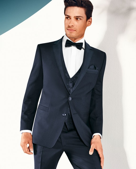 TZIACCO 2016 Micro weave 3 piece suit