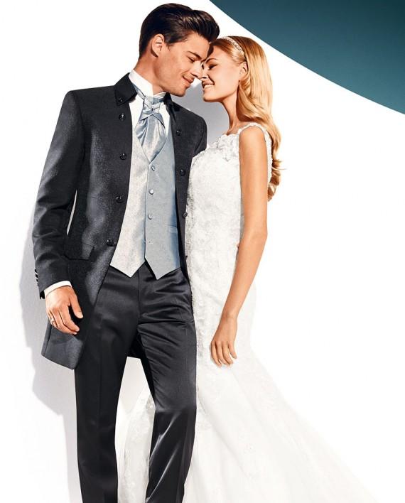 TZIACCO 2016 Classy Frockcoat 3 piece suit