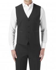 Latimer Suit Black 3pc