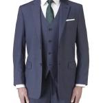 Palmer Suit Blue 3 piece