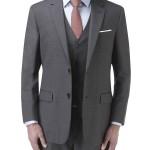 Palmer Suit Charcoal 3 piece