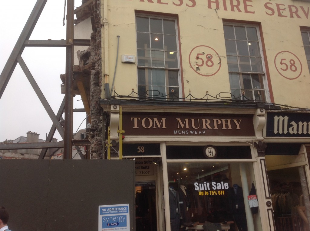 tom murphys capitol development