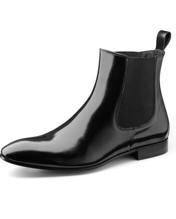 Black TZIACCO Boot 2016 448317-10_Model-0224