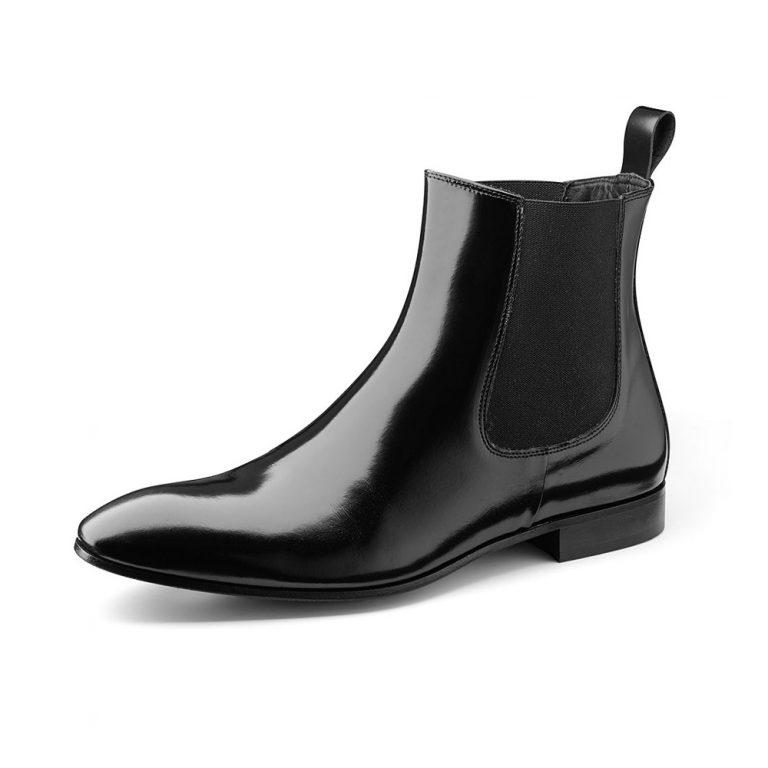 Black TZIACCO Boot 2016 448317-10_Model-0224