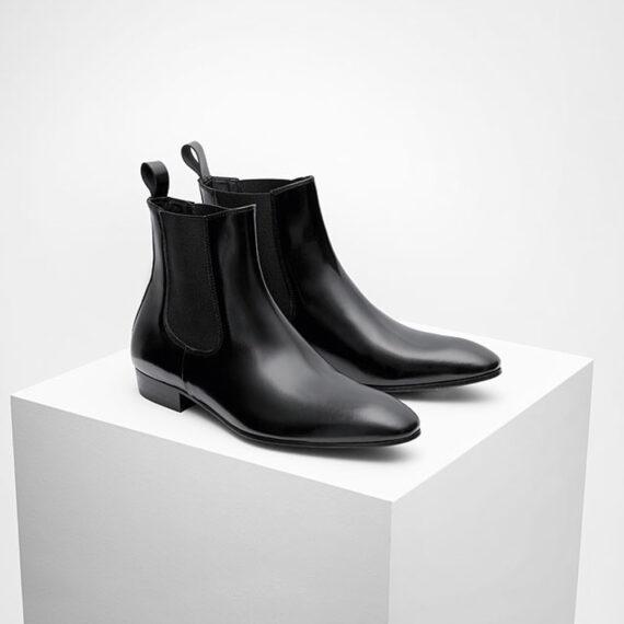 Black TZIACCO Boot 2016 448317-10_Model-0224_