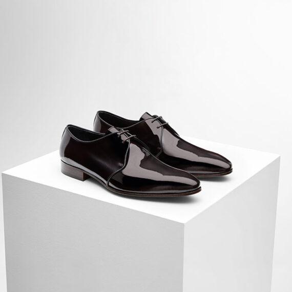 Black Gloss Shoe Wilvorst 2016 448319-10_Model-0222
