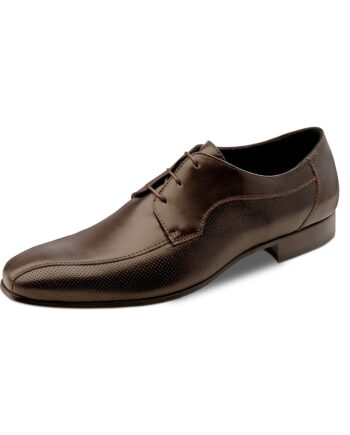 Brown patterned shoe Wilvorst 2016 448306_60_Model-0253