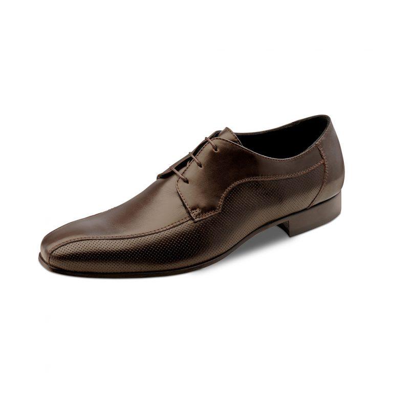 Brown patterned shoe Wilvorst 2016 448306_60_Model-0253