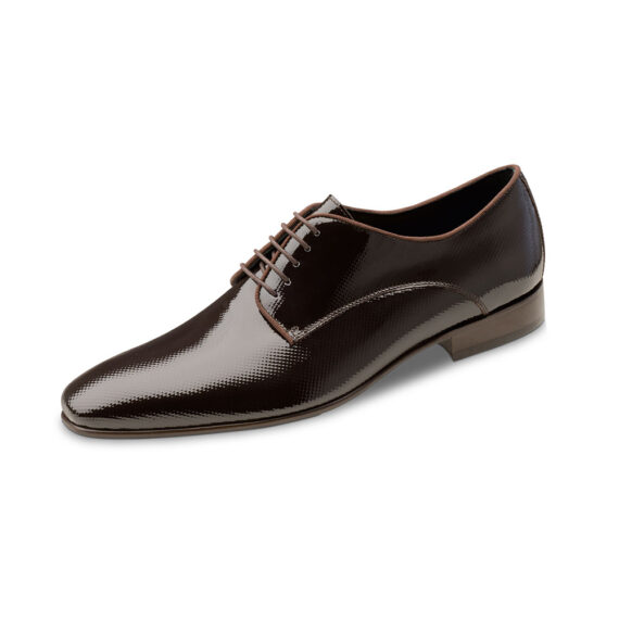 Brown textured shoe Wilvorst 2016 448310_60_Model-0221