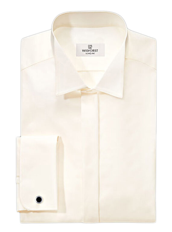 Wilvorst-slimline-smoking-shirt