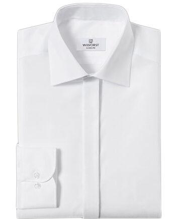 Wilvorst Slimline White Shirt