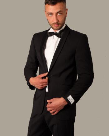 Dark Navy Shawl Tuxedo