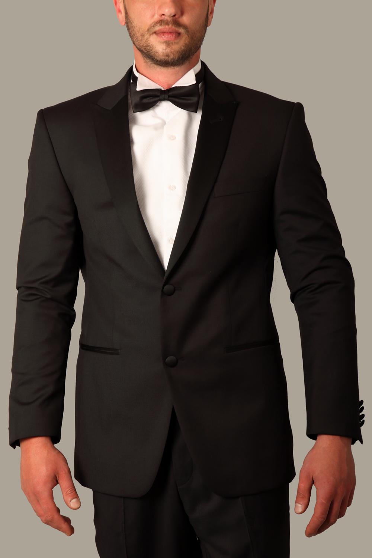 8ab2aab6b6da4d Two Button Peak Lapel Robson Tuxedo. 00002684 · 00002685 · 00002686.  €399.00. 2 Piece Wedding Suit