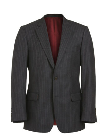 Grey Pinstripe 2 piece suit