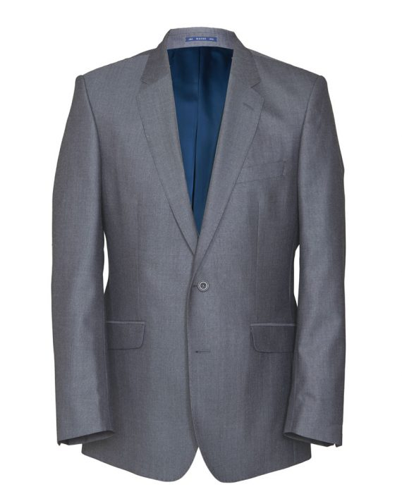 Silver 3 Piece Suit