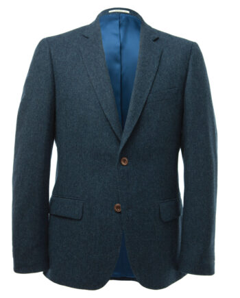 Grey Tweed 3 Piece Suit