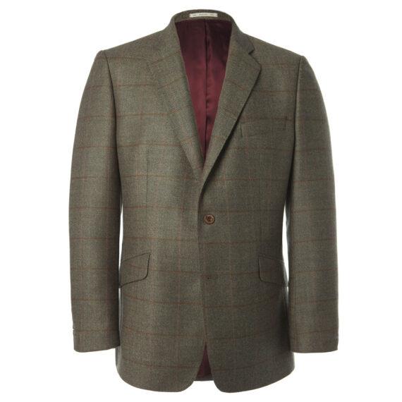 Green Check Blazer Tom Murphy Menswear Magees 1866, _O1V2088.CR2
