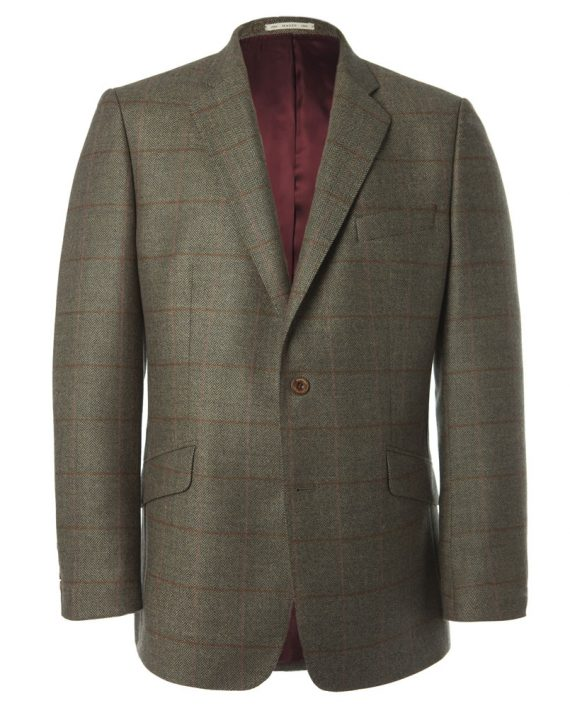 Green Check Blazer Tom Murphy Menswear Magees 1866, _O1V2088.CR2