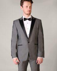 Wilvorst light grey tuxedo