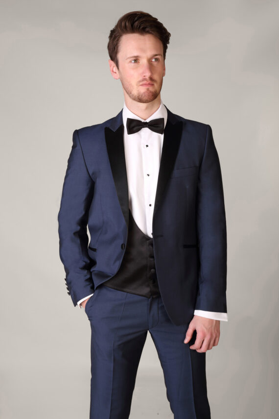wilvorst blue tuxedo 3 piece2