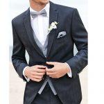 GALA Glencheck Wedding Suit