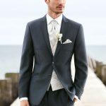 Anthracite Grey Wedding Suit