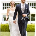 Grey Couture Uni Wedding Suit
