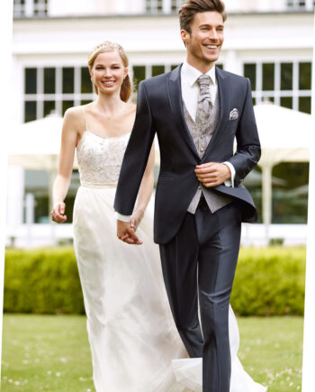 Grey Couture Uni Wedding Suit