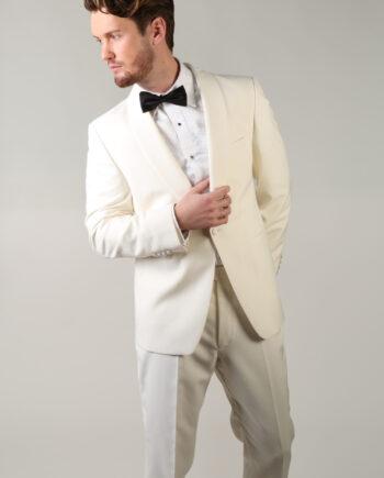 Ivory Shawl Tuxedo