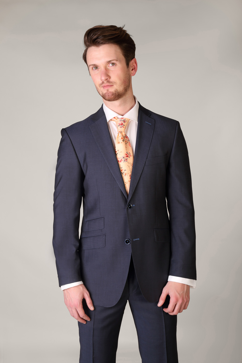 Powder Blue Robson 2 piece suit - Tom Murphy\'s Formal and Menswear
