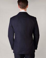 Van Gils Navy Wool Mix Suit