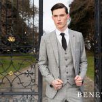 Prince Of Wales Check Alfred by Benetti