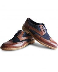 Blue-suede-with-tan-leather-shoe-by-Goodwin-Smith-1R0A8260