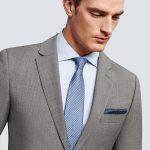 Pale Grey 2 Piece Suit CORPUSLINE_FS2017_S11_Anzug_REDA_Art571711_Detail