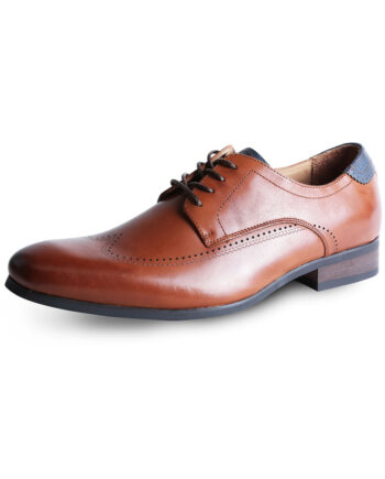Giorgio Tan Shoe by Azor