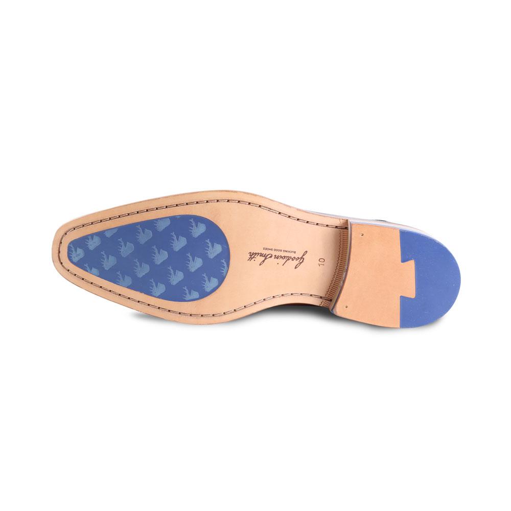 Langho Derby Tan Shoe Goodwin Smith 1r0a7709