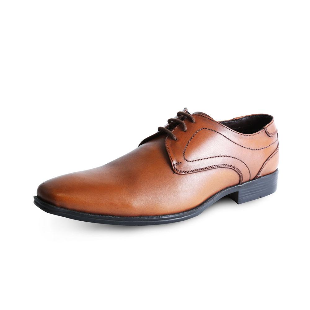 Leather Tan Shoe