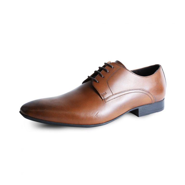 Tan Leather Shoe