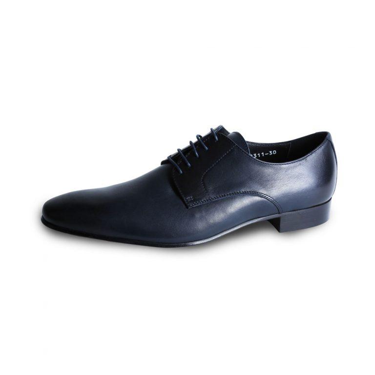 Wilvorst Navy Shoe