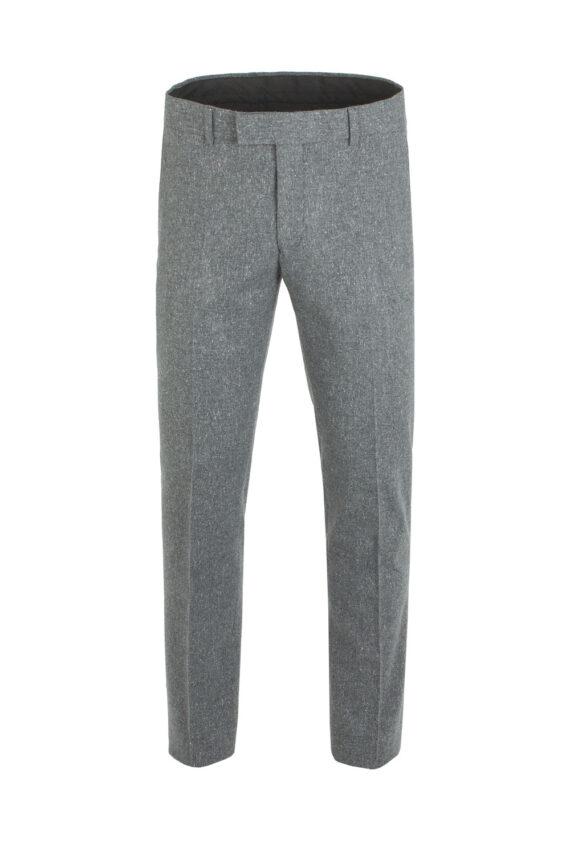 Grey Donegal Tweed 3 Piece Suit