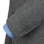 Grey Donegal Tweed 3 Piece Suit