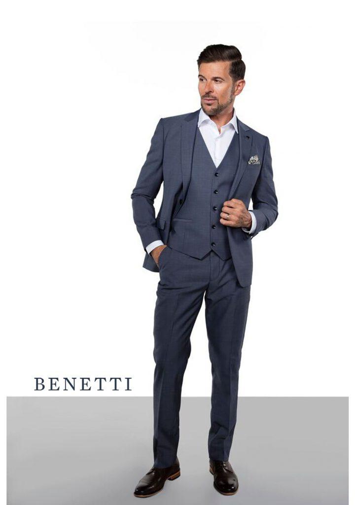 James Grey 3 Piece Suit