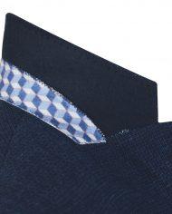 Blue Weave Magee Tweed Blazer