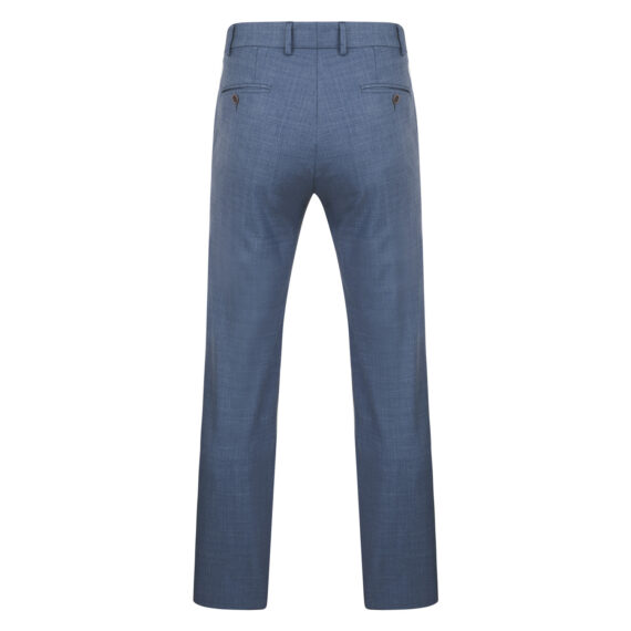 Steel Blue Magee Tweed 2 Piece Suit