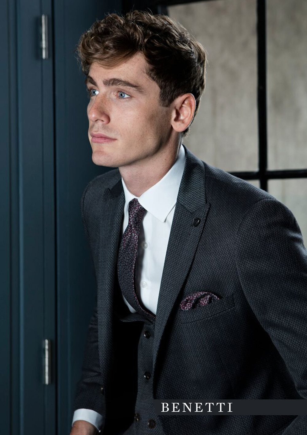 Leeds Grey 3 Piece Suit - Tom Murphy\'s Formal and Menswear