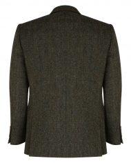Green Salt & Pepper Donegal Tweed Jacket