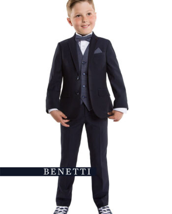 Cusack Navy Boys Suit